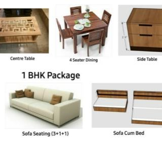 Packages For Flats